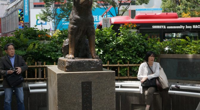 Troisième jour : Shibuya