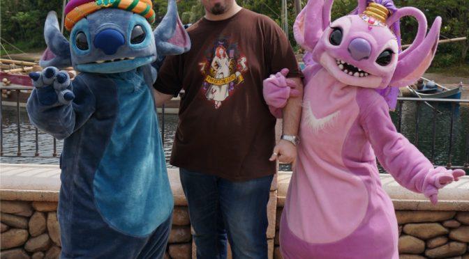 Cinquième jour : Tokyo Disney Sea – Partie 2