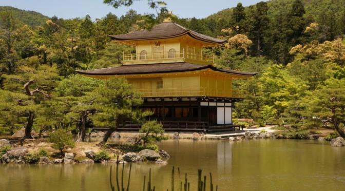 Huitième jour : Kinkaku-ji